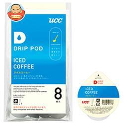 UCC DRIP POD(ドリップポッド) 鑑定士の誇り アイスコーヒー 8P×12袋入