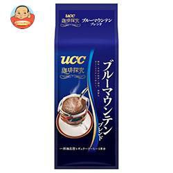 UCC 珈琲探究 ドリップコーヒー ブルーマウンテンブレンド (8g×5P)×12(6×2)袋入
