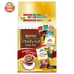 UCC 珈琲探究 ドリップコーヒー バラエティパック 12P×12(6×2)袋入