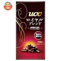 UCC ロイヤルブレンド(粉) 250g袋×24(6×4)袋入
