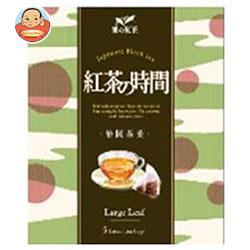 UCC 霧の紅茶 紅茶の時間 ラージリーフティーバッグ 静岡 3g×5P×12箱入