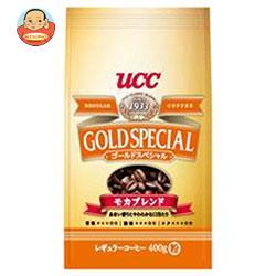 UCC ゴールドスペシャル モカブレンド(粉) 400g袋×12(6×2)袋入