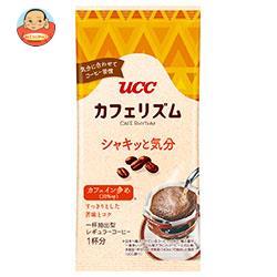 UCC カフェリズム ドリップコーヒー シャキッと気分 (8g×10P)×12(6×2)箱入