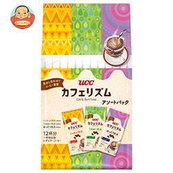 UCC カフェリズム ドリップコーヒー アソートパック 12P×12(6×2)袋入