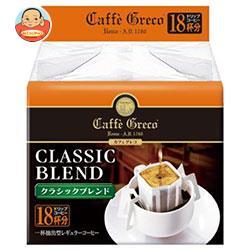 UCC カフェグレコ ドリップコーヒー クラシックブレンド (7g×18P)×12(6×2)袋入