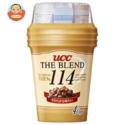 UCC カップコーヒー ザ・ブレンド114 4P×24個入