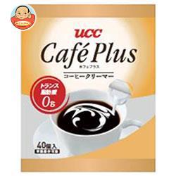 UCC カフェプラス 4.5ml×40個×10袋入