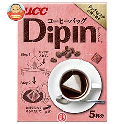 UCC コーヒーバッグDipIn(ディップイン) リッチなコク&深い香り 5P×12個入