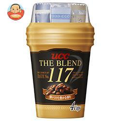 UCC カップコーヒー ザ・ブレンド117 4P×24個入
