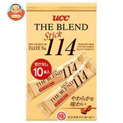 UCC ザ・ブレンド114 スティック 10P×24個入