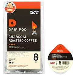 UCC DRIP POD(ドリップポッド) 炭焼珈琲 8P×12袋入