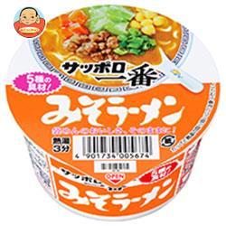 サンヨー食品 サッポロ一番 みそラーメン ミニどんぶり 47g×24(12×2)個入