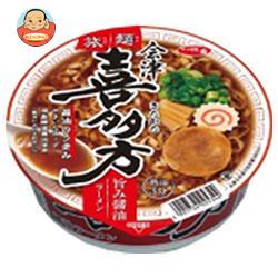 サンヨー食品 サッポロ一番 旅麺 会津・喜多方 醤油ラーメン 86g×12個入