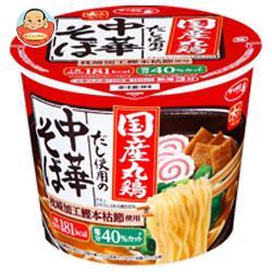 サンヨー食品 サッポロ一番 大人のミニカップ 国産丸鶏だし使用の中華そば 40g×12個入