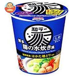 サンヨー食品 サッポロ一番 和ラー 博多 鶏の水炊き風 75g×12個入