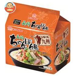 マルタイ 本場の味 九州長崎ちゃんぽん麺 5食入パック 84g×5食×6個入