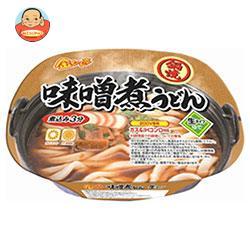 徳島製粉 金ちゃん亭 鍋焼味噌煮うどん 214g×12個入
