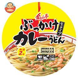 徳島製粉 金ちゃん亭 ぶっかけカレーうどん 190g×12個入