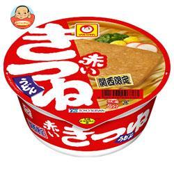 東洋水産 マルちゃん 赤いきつねうどん(関西) 96g×12個入