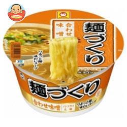 東洋水産 マルちゃん 麺づくり 合わせ味噌 104g×12個入