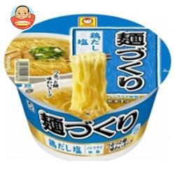 東洋水産 マルちゃん 麺づくり 鶏だし塩 87g×12個入