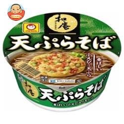 東洋水産 マルちゃん 和庵(なごみあん) 天ぷらそば 89g×12個入