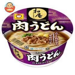 東洋水産 マルちゃん 和庵(なごみあん) 肉うどん 81g×12個入