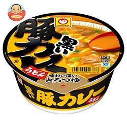東洋水産 マルちゃん 黒い豚カレーうどん 87g×12個入