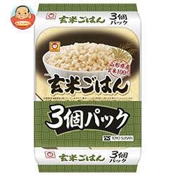 東洋水産 玄米ごはん 3個パック (160g×3個)×8個入