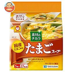 東洋水産 マルちゃん たまごスープ (6.4g×5食)×6袋入