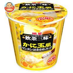 明星食品 飲茶三昧 かに玉風 ワンタンはるさめスープ 22g×6個入