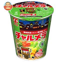 明星食品 チャルメラカップ 塩 70g×12個入