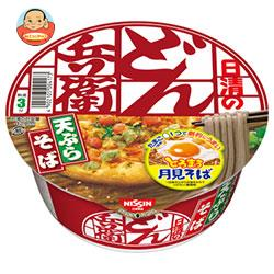 日清食品 日清のどん兵衛 天ぷらそば[西] 100g×12個入