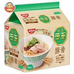 日清食品 日清 ラ王 豚骨 5食パック×6袋入