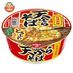 日清食品 日清御膳 天ぷらそば 81g×12個入
