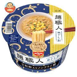 日清食品 日清麺職人 柚子しお 76g×12個入