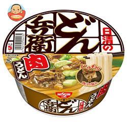 日清食品 日清のどん兵衛 肉うどん 87g×12個入