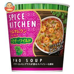 日清食品 スパイスキッチン トムヤムクンフォースープ パクチーワイルド 27g×12(6×2)個入