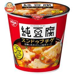 日清食品 純豆腐 スンドゥブチゲスープ 17g×12(6×2)個入