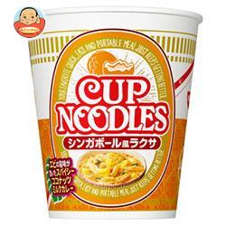 日清食品 カップヌードル シンガポール風ラクサ 81g×12個入