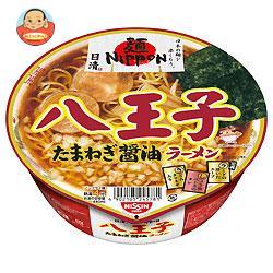 日清食品 麺ニッポン 八王子たまねぎ醤油ラーメン 107g×12個入