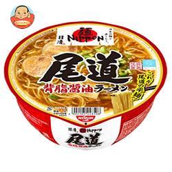 日清食品 麺ニッポン 尾道背脂醤油ラーメン 122g×12個入