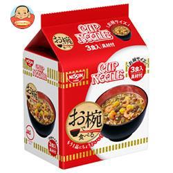 日清食品 お椀で食べるカップヌードル 3食パック×9袋入
