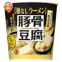 日清食品 日清麺なしラーメン 豚骨豆腐スープ 24g×6個入