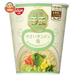 日清食品 日清ラ王タテカップ やさいタンメン塩 61g×12個入