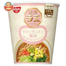 日清食品 日清ラ王タテカップ やさいタンメン醤油 57g×12個入
