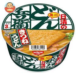 日清食品 日清のどん兵衛 きつねうどんミニ [西] 42g×24(12×2)個入