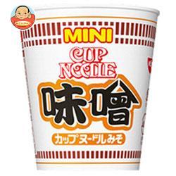 日清食品 カップヌードル 味噌 ミニ 42g×30(15×2)個入