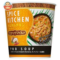 日清食品 スパイスキッチン トムヤムチキンフォースープ ココナッツマイルド 32g×12(6×2)個入