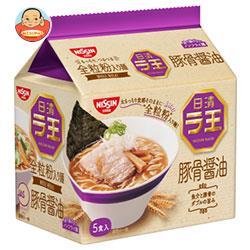 日清食品 日清 ラ王 豚骨醤油 5食パック×6袋入